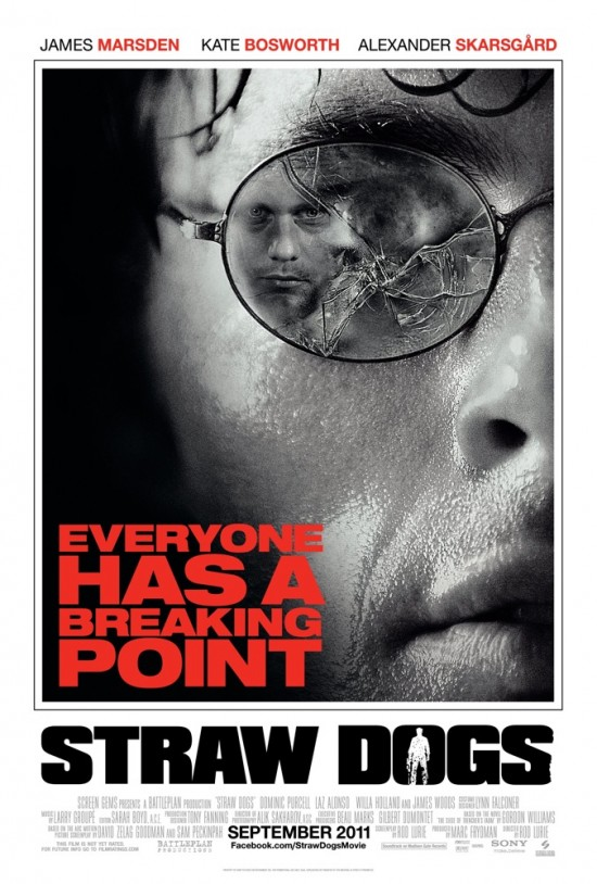 straw dogs movie poster