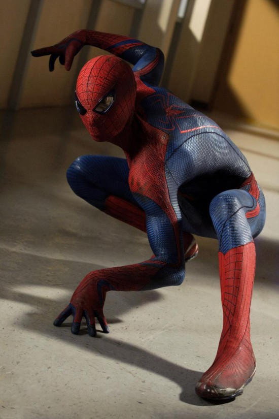 the amazing spider-man movie photos 03 04
