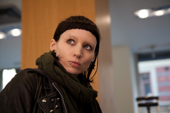 The Girl With The Dragon Tattoo movie Rooney Mara