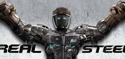 Real Steel art poster