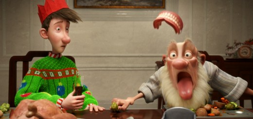 arthur christmas movie photo