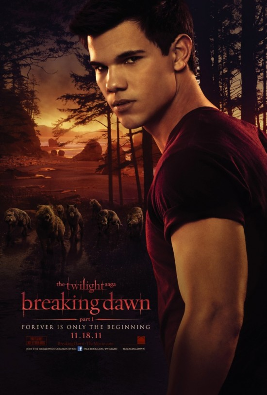 The Twilight Saga breaking dawn part 1 poster Jacbo