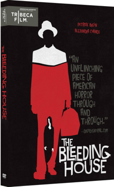 the bleeding house dvd