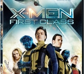 x-men first class dvd