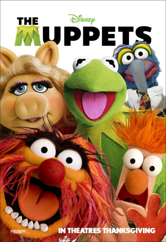 the muppets bus shelter