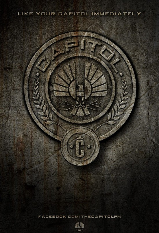 hunger games movie capitol seal