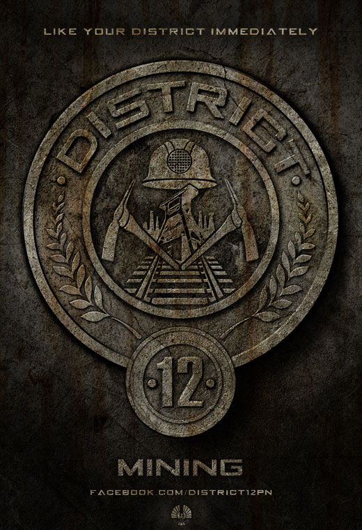 hunger games movies district 12
