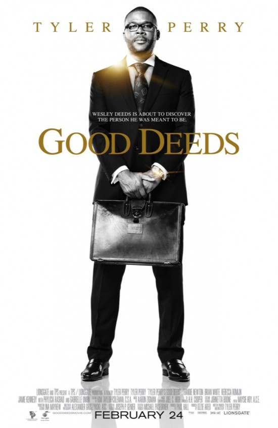 tyler perrys good deeds movie poster 01