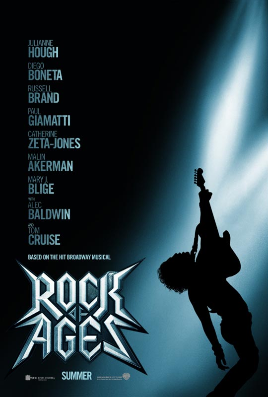 rock of ages movie poster 01