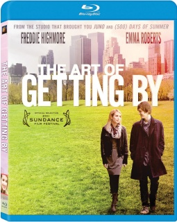 the art of getting by blu-ray