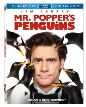 mr poppers penguins blu-ray