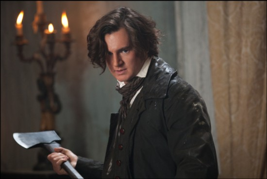 'Abraham Lincoln: Vampire Hunter' Movie (8)