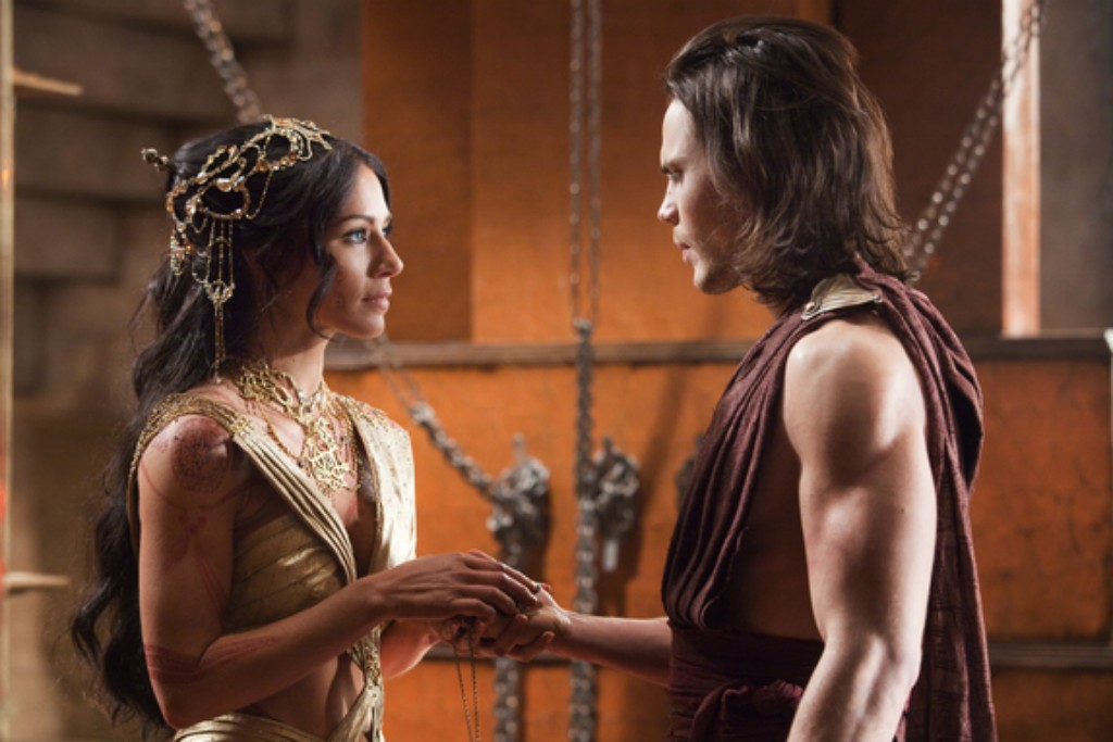 AuthorCulture: Marketing The New 'John Carter / A Princess ...