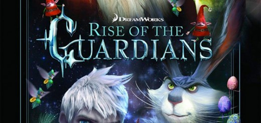 New Poster For 'Rise of the Guardians'
