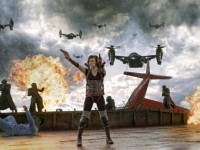 'Resident Evil Retribution'