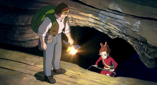 The Secret World of Arrietty (6)