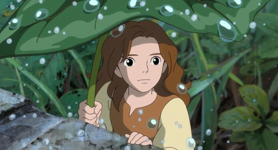 The Secret World of Arrietty (7)