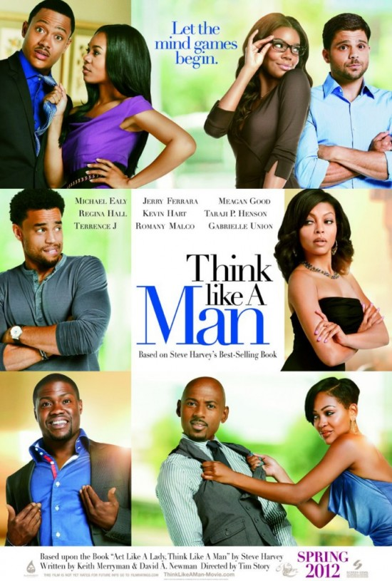 Think Like a Man stars Michael Ealy, Jerry Ferrara , Meagan Good ...