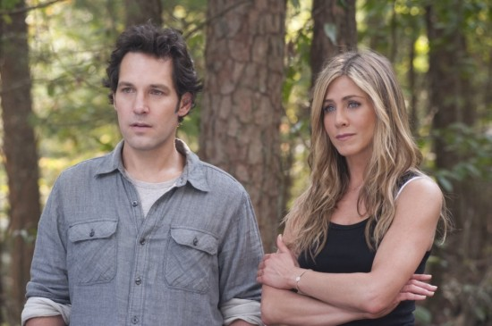 Wanderlust Paul Rudd and Jennifer Aniston