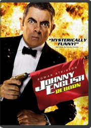 johnny english rebornart dvd