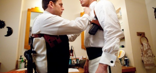 "Jonah Hill, left, and Channing Tatum in Columbia Picture's ""2"