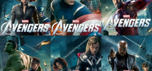 Joss Whedon's The Avengers Character Posters
