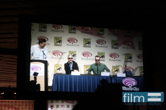amazing spider-man panel wondercon 2012 01