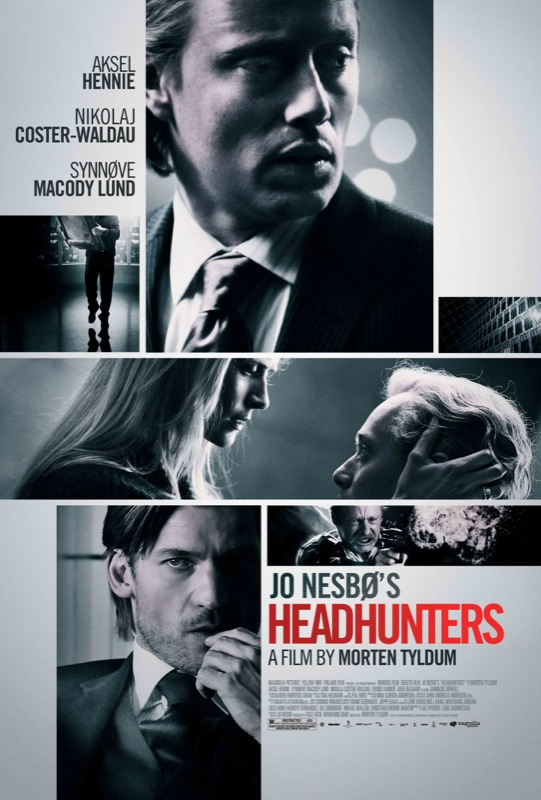 HEADHUNTER Poster