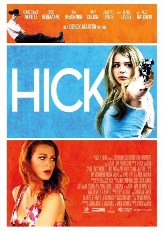 'Hick' Movie Poster