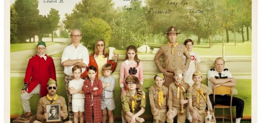 Moonrise Kingdom Vintage Team Photo