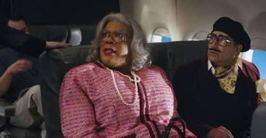 'Tyler Perry's Madea's Witness Protection'