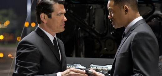Men in Black 3' with Will Smith, Tommy Lee Jones and Josh Brolin