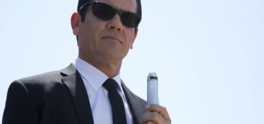 Josh Brolin stars in Columbia Pictures' MEN IN BLACK 3.