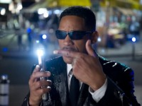 Will Smith stars in Columbia Pictures' MEN IN BLACK 3.