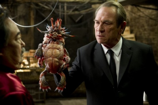 'Men in Black 3' with Will Smith, Tommy Lee Jones and Josh Brolin (3)