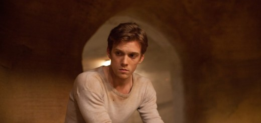 Jake Abel in The Host
