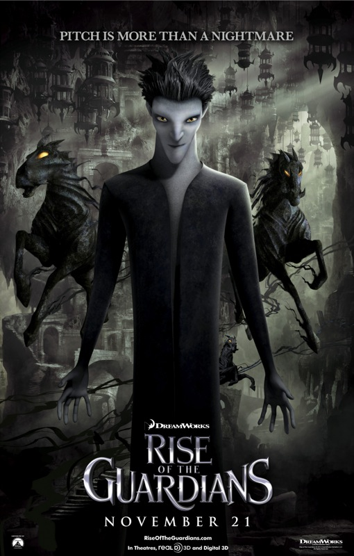 Pitch - Rise of the Guardians