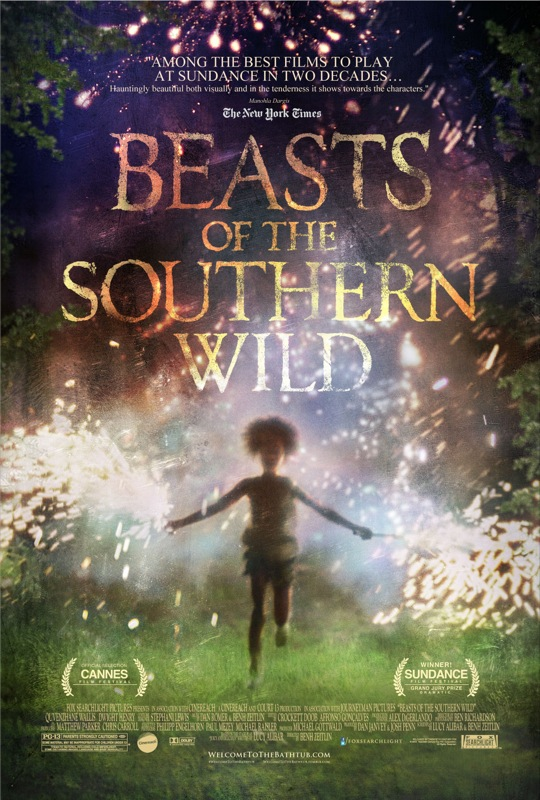 beasts of the southern wild movie poster 01