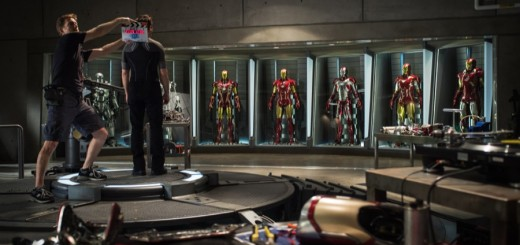 iron man 3 set photo 01