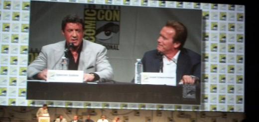 The Expendables 2 Comic-Con 2012