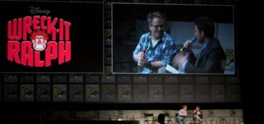 Wreck It Ralph Comic-Con 2012 Panel