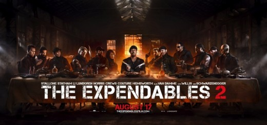 Expendables 2 LastSupper
