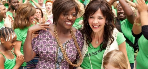 Viola Davis and Maggie Gyllenhaal star in WON'€™T BACK DOWN.