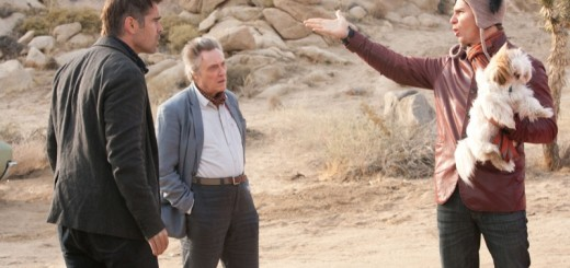 Seven Psychopaths: Colin Farrell, Christopher Walken and Sam Rockwell