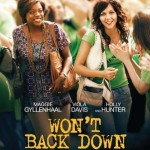 wont back down poster 01