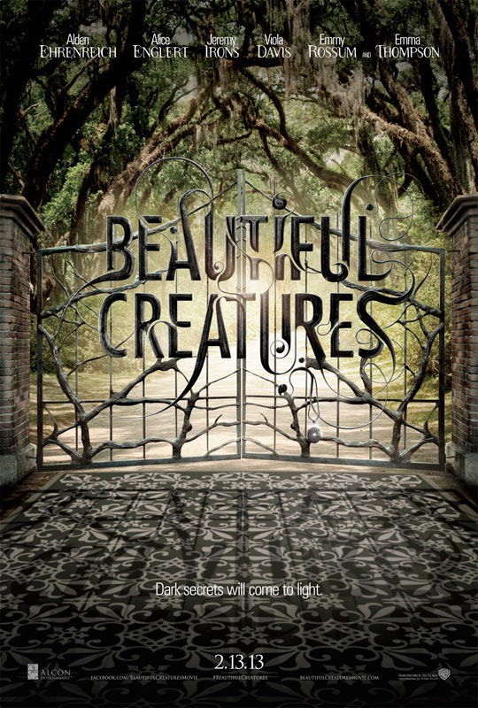 beautiful creatures movie poster 01