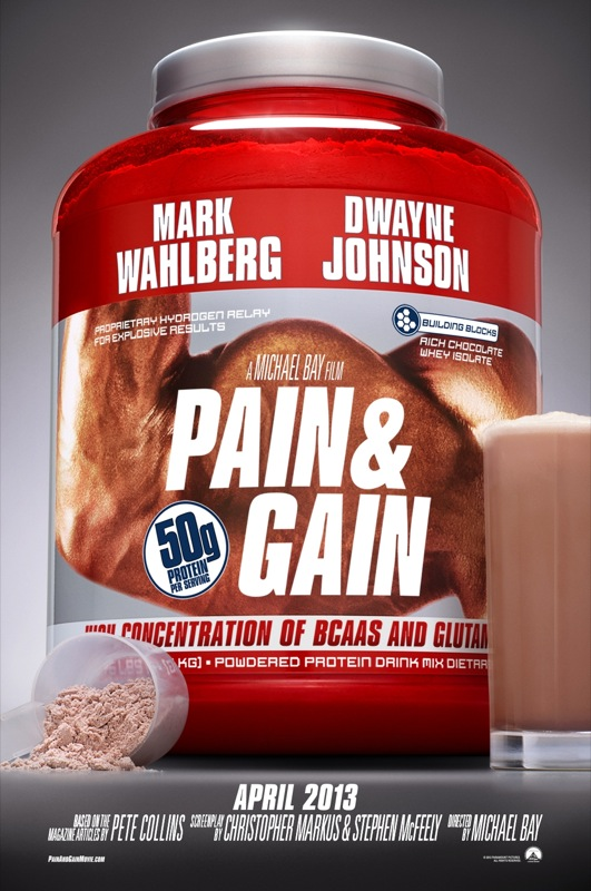 pain gain movie poster 01
