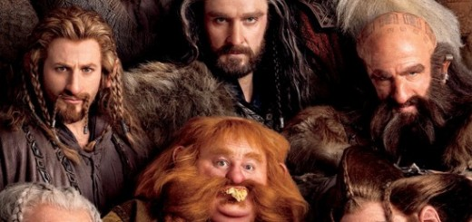 the hobbit an unexpected journey dwarves poster 01