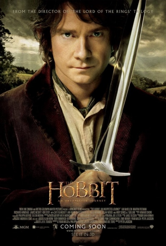 Hobbit movie poster