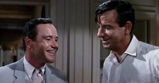 1. Walter Matthau and Jack Lemmon
